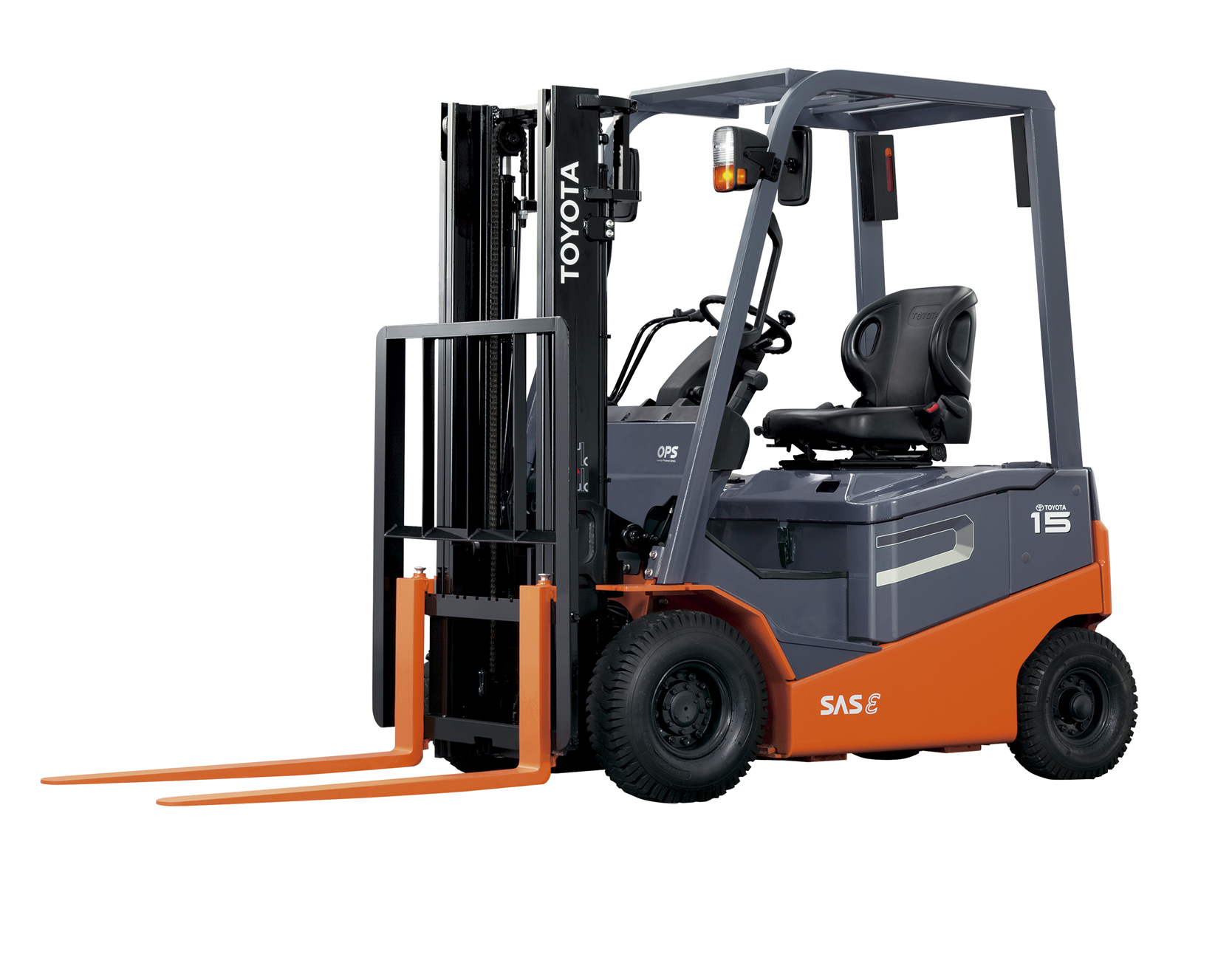 Kinh nghiệm khi lựa chọn mua xe nâng đã qua sử dụng, động cơ chạy bằng dầu diesel