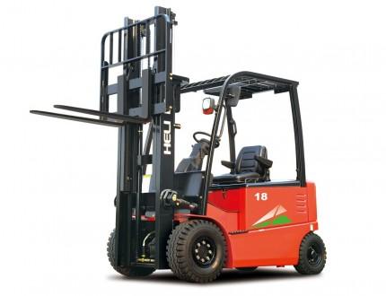 Cấu tạo chung xe nâng đã qua sử dụng & cơ cấu hoạt động