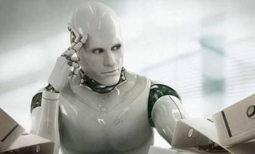 Xe nâng đã qua sử dụng - Một tương lai đầy rẫy tội phạm loài người sắp phải đối mặt là... robot
